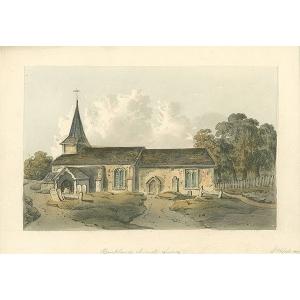 Buckland Church, Surrey