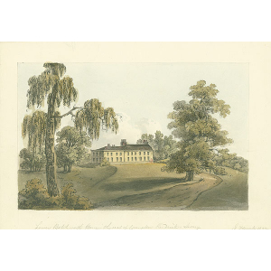 Lower Betchworth House, seat of Counsellor Kendrick