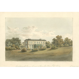 Betchworth House, seat of Henry Goulburn