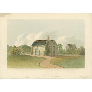 Leigh parsonage, Revd Hasledon