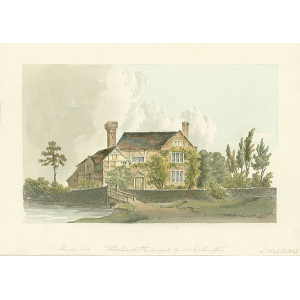 Hidehurst the property of Mr Cullington, Charlwood