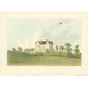 Kinnersley Manor House, seat of Piper Esqr