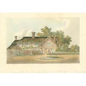 Horley court lodge, seat of Mr Chessington