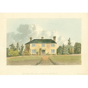Red Hall, Burstow, residence of Mrs Beard