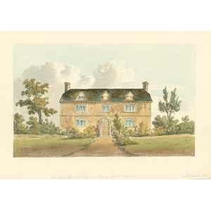 Burstow Court Lodge, residence of Mr Vigins