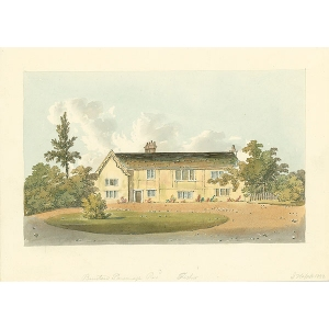 Burstow Parsonage, Rev Fisher