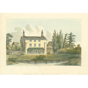 Nutfield Court House, residence of Mr Burt