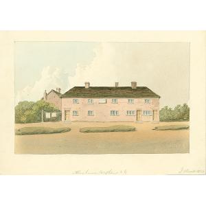Almshouses at Merstham
