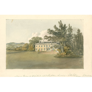 Manor House of Chipstead called Shabdean