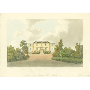 Parsonage at Epsom, Revd Darby