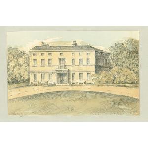 Ashtead House, seat of Bagot Howard Esqr