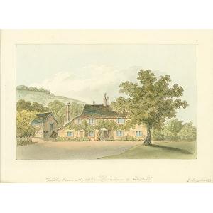 Fridley Farm, late the residence of Sharpe Esqr