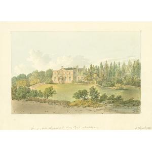 Juniper Hill, seat of Sir Lucas Pepys