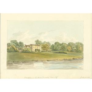 Randall's near Leatherhead, seat of Warre Esqr