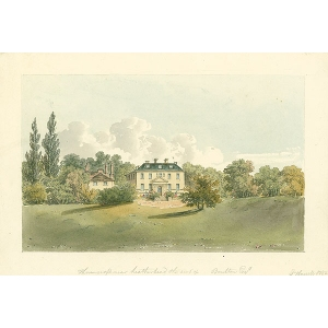 Thorncroft near Leatherhead, seat of Boulton Esqr