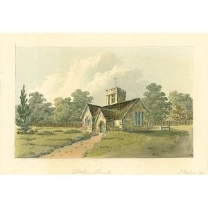 Fetcham Church