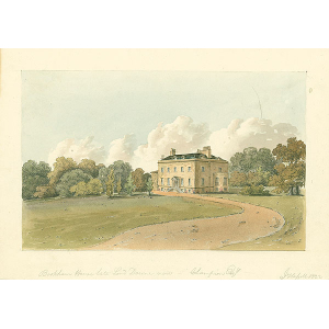 Bookham House, late Lord Downe, now Champion Esqr