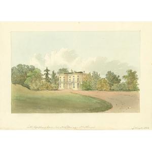 Little Bookham House, late Mrs Pollen, now Mr Alwyn's