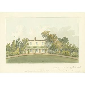 Mr Dyson's Cottage at West Humble