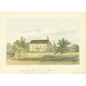Sonde Place, residence of Mr Bishop