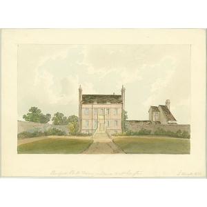 Burford Park Farm, residence of Mr Langton