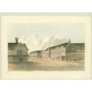 The Old Kings Head Inn at Dorking