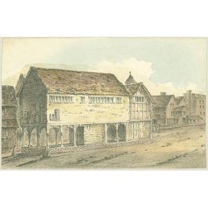 Old Market House, Dorking