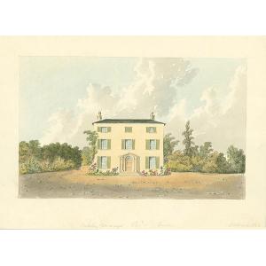 Ockley Vicarage, Revd Cooke