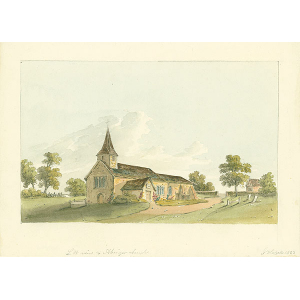 SW View of Abinger church