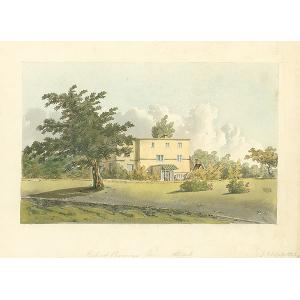 Ewhurst Parsonage, Revd Stuart