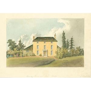 Cranley Parsonage, Revd Woolfe