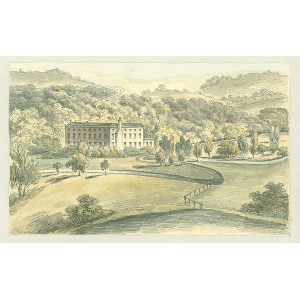 Shalford House, seat of Mr Austen