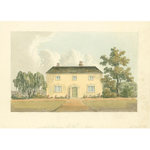 Shalford Parsonage, the Rev Creed