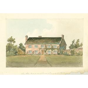 Hambledon Manor court house, residence of Mr Woods