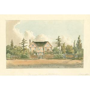 Parsonage House at Hambledon