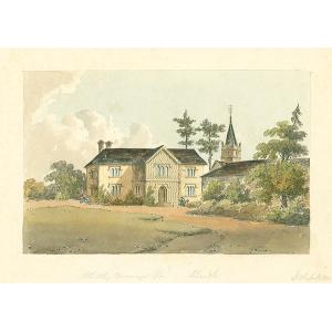 Whitley Vicarage, Revd Chandler