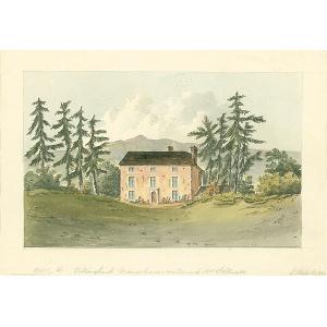 Killinghurst Manor House, residence of Mr Stillwall