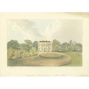 Puttenham Manor house, Sumner Esqr