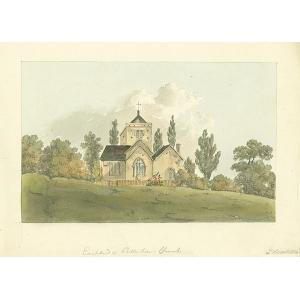 East end of Puttenham Church
