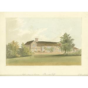 Ash Manor house, Pannell Esqr