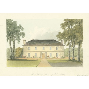 East Clandon Parsonage, Revd Weller