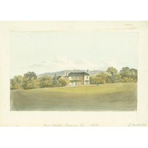 West Horsley Parsonage, Revd Weston