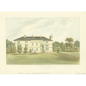 Ockham house, the seat of Lord King