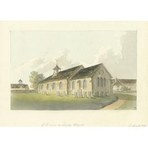S E View of Ripley Chapel
