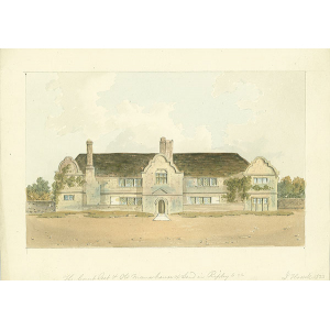The Court leet & Old Manor house of Send in Ripley