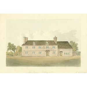 Almshouses - Ripley
