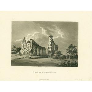 Newark Priory, Surrey