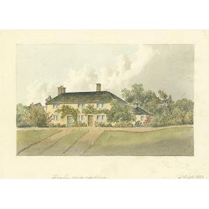 Frimley parsonage house