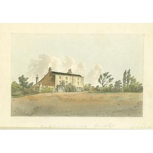 Frimley manor house, seat of Laurel Esqr