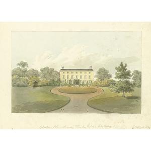 Chobham Place, seat of Thornton, late Lady Abdys